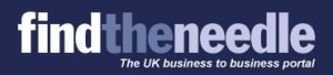 FindtheNeedle: UK's Business to Business portal