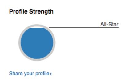 Gamification bei LinkedIn