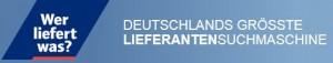 Wer liefert was? - Deutschlands größte Lieferanten-Suchmaschine